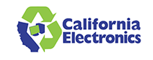 California Electronics | Reduce, Reuse, Recycle Logo